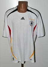 GERMANY 2005/2007 HOME FOOTBALL SHIRT JERSEY ADIDAS SIZE 2XL ADULT