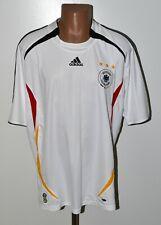 GERMANY 2005/2007 HOME FOOTBALL SHIRT JERSEY ADIDAS SIZE 2XL ADULT
