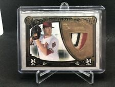 2016 Topps Museum Collection Meaningful Material Prime Relics /35 Archie Bradley