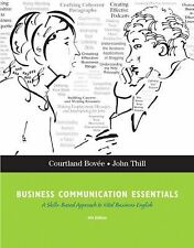 Business Communication Essentials (4th Edition)