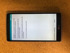 LG G Stylo - LS770 (Sprint) - Gray - Smartphone - WORKS GREAT