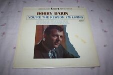 BOBBY DARIN-YOU'RE THE REASON I'M LIVING-US FIRST STEREO PRESS