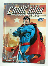 OVERSTREET Comic Book Price Guide 43rd Edition HARDCOVER (2013, HC) - VF/NM