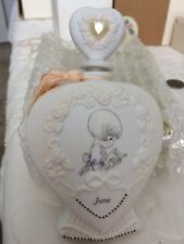 Precious Moments Girl With Pearl Perfume Bottle, 315508