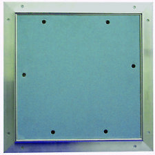 Alustar Flush - 400x600 Access Panel with Gypsum Board Door