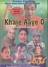 KHAIE AAYE O - NEW COMEDY POTHWARI TELE DRAMA - FREE UK POST