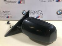 BMW 5 SERIES E60 E61 M SPORT LCI RIGHT SIDE WING MIRROR OEM 416 7038347