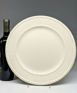 """Wedgwood EDME Round Charger Chop plate Service plate 12 3/4"""" Made in England"""