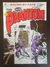 Box 4, Comic Phantom Frew P/B GC, # 1544, Saved By Fate