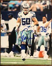 Sean Lee Signed autographed Dallas Cowboys 8x10 Photo w/PROOF COA