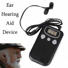 Personal Pocket Voice Ear HearingAid Device Digital Sound Booster Hear Amplifier