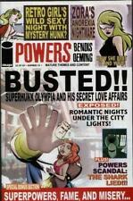 Powers v1 #14, Near Mint 9.4, 1st Print, 2001, Unlimited Shipping Same Cost