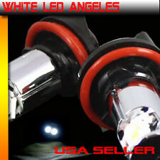 LED White Angel Eyes FOR BMW E70 E82 E87 E92 E93 H8 White HID LED
