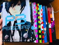 Manga Persona 3 VOL.1-11 Comics Complete Set Japan Comic Book