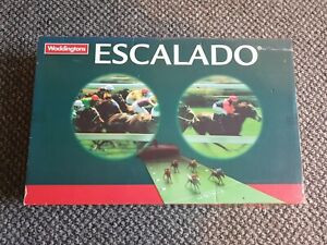 Escalado Horse Racing Game