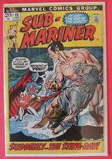 Sub-Mariner #46 - HIGH GRADE ISSUE