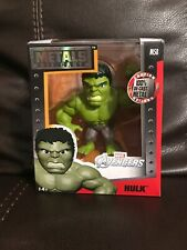 "Jada Toys   Marvel Avengers   Metals Die Cast Metals Hulk M58 Diecast Figure  4"""