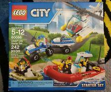 LEGO City 60086 Starter Set Building Kit Retired