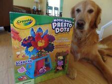 Crayola Model Magic Presto Dots    3 Garden Critters  NEW FREE SHIPPING