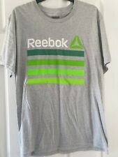 Mens reebok top Size Large. New