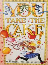 """Mary Engelbreit Print Matted 8 x 10"""" """"You Take the Cake"""""""