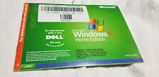 (NEW) Microsoft Windows XP Home Edition FOR DELL PC/LAPTOP ONLY Ver. 2002 SP2