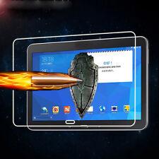 "Tempered Glass Screen Film For Samsung Galaxy Tab 4 10.1"" SM-T530 Tablet Elegant"