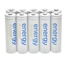 2x 18650 5000mah 3.7v Rechargeable Li-ion Battery  for LED Flashlight