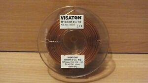 Visaton Sp Coil Air Coil Sp 3,3 1,0 MM Wire
