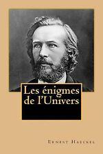 Les Enigmes de L'Univers by Ernest Haeckel (2015, Paperback, Large Type)