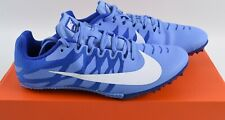 Nike Women's Zoom Rival S9 Track and Field Scarpe, Royal Pulse/Bianco, UK 5.5