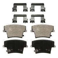 Disc Brake Pad Set-SevereDuty Disc Brake Pad Rear Wagner SX1057B