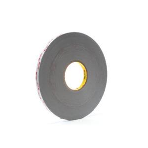 3M™ VHB™ Tape 4941, Gray, 1/2 in x 36 yd, 45 mil