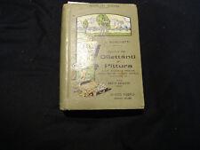 G. Ronchetti Manuali per i dilettanti di pittura a olio...Hoepli 6° ediz 1919