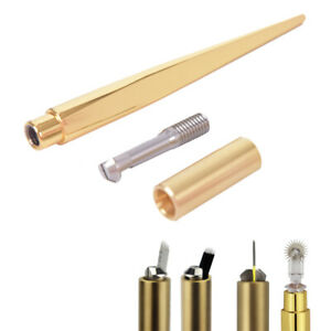 Microblading Universal Holder Gold Shading Tebori Permanent Makeup Needle Ts6