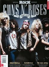 Classic Rock Magazine Guns n' Roses Axl Rose SLASH SPECIAL EDITION NEW
