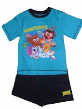 Monsters 100% Cotton Nightwear (2-16 Years) for Boys