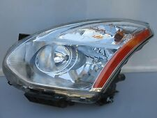 2008-2013 08 09 10 11 12 Nissan Rouge LH Driver Headlight Headlamp Halogen