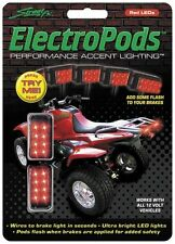 Street FX Electropods - Rectangle - Red 1043913 906084