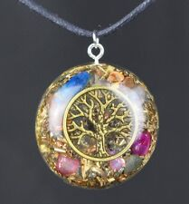Orpanit® Orgonit Orgon Energieanhänger Weltenbaum Yggdrasil Baum des Lebens