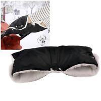 Nice Winter Waterproof Thickened Baby Pram Stroller Pushchair Hand Gloves Muff