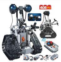 M ROBOT COSTRUZIONI 408 PZ TELECOMANDATO GIOCATTOLI EDUCATIVI TIPO LEGO TECHNIC