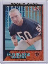 BRIAN URLACHER 2000 Fleer Tradition Rookie Retro Chicago BEARS NFL Football RC