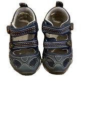 Stride Rite Sandals Baby Boy Size 6M Blue