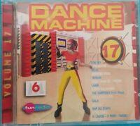 DANCE MACHINE VOL 17 - COMPILATION (CD) Ref 1993