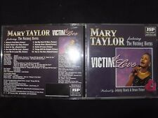 CD MARY TAYLOR / VICTIM OF LOVE /