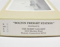 HO 1/87 Scale Hobby Gallery / Crow River Bolton Freight Station Building Kit