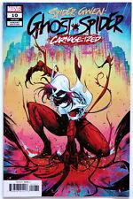 Spider-Gwen Ghost-Spider #10 Carnage-Ized Variant - Marvel Comics - S McGuire
