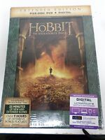 DVD The Hobbit: The Desolation Of Smaug (Extended Edition) 5-Disc Set NEW SEALED