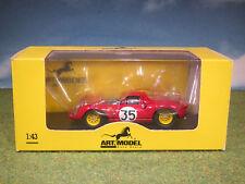 ARTMODEL 106 Ferrari DINO 206 Coupé 1966 1/43.